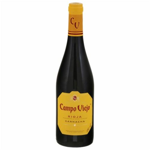 Campo Viejo Rioja Garnacha Red Wine Perspective: front
