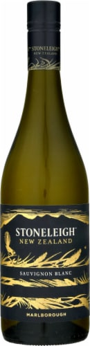 Stoneleigh New Zealand Sauvignon Blanc White Wine Perspective: front