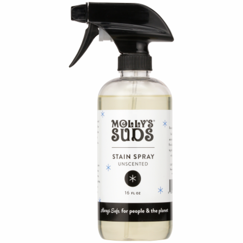 Molly's Suds Unscented Stain Spray Perspective: front