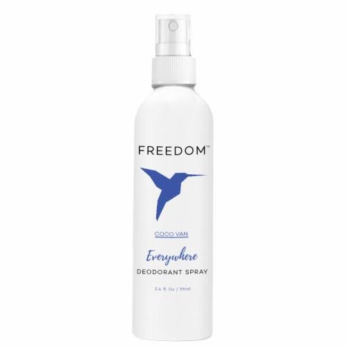 Aluminum Free Everywhere Deodorant Spray - Coco Van Perspective: front