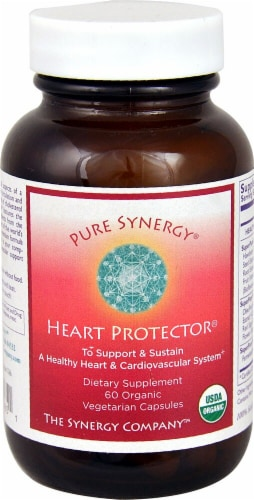 Pure Synergy  Heart Protector® Perspective: front
