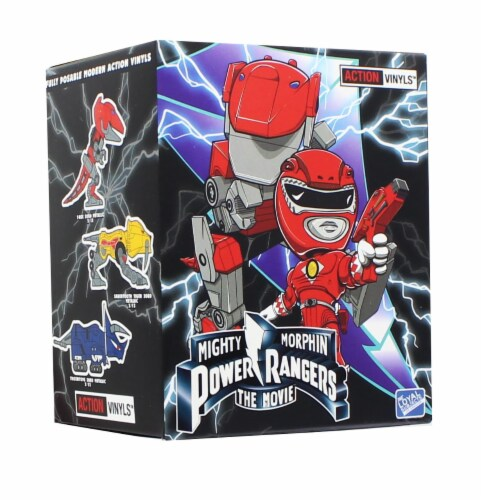 ACTION VINYLS Wave 2 Transformers Mini Figure The Loyal Subjects