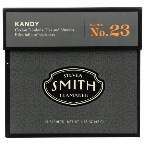 Steven Smith Teamaker Kandy Tea Sachets Perspective: front