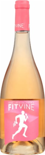 Fitvine Rose Wine Perspective: front