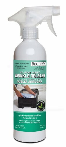 Begley's Wrinkle Release Perspective: front