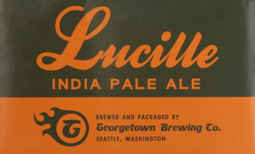 Lucille India Pale Ale Perspective: front