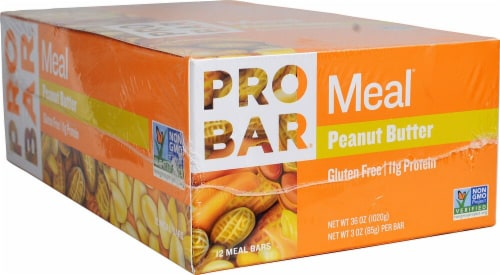 ProBar  Meal®   Peanut Butter Perspective: front