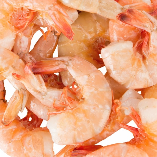 Icy Ocean Argentine Red Shrimp Perspective: front
