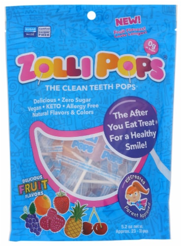 Zollipops Variety Pack Perspective: front