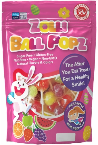 Zolli Ball Popz Easter Bag Perspective: front