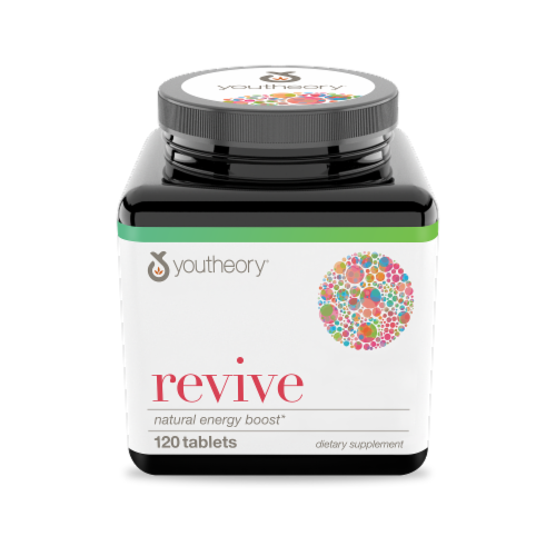 Youtheory  Revive Advanced Formula Perspective: front