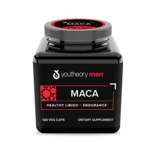 YouTheory  Mens Maca Perspective: front