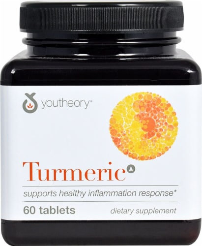 YouTheory Turmeric Perspective: front