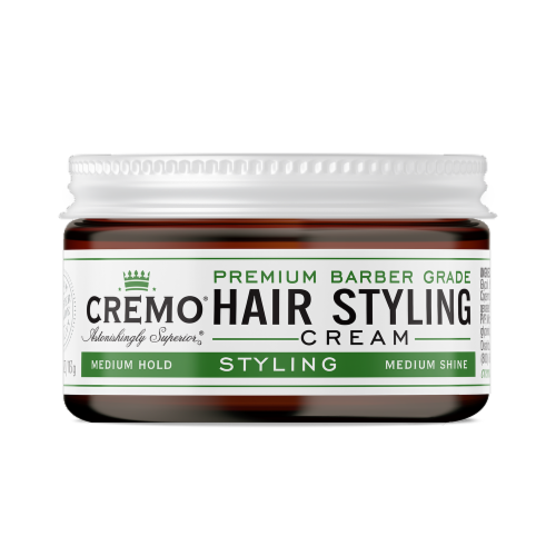 Cremo Hair Styling Cream Perspective: front