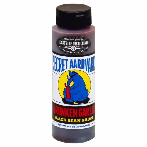 Secret Aardvark Drunken Garlic Black Bean Sauce Perspective: front
