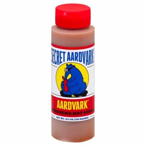 Secret Aardvark Habanero Hot Sauce Perspective: front