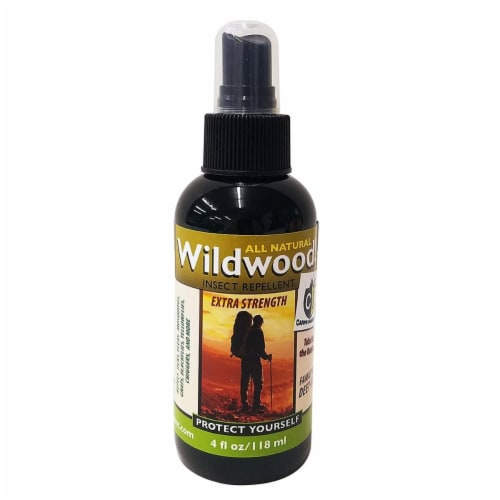 Carpe Insectae 501 Wildwood Insect Repellent Perspective: front