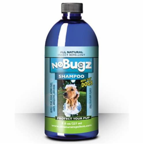 Carpe Insectae 504-a Nobugz Insect Repellent Shampoo for Dogs Perspective: front