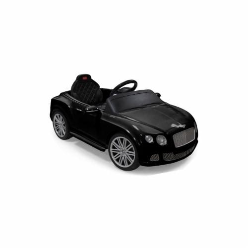 Big Toys USA RA-82100-Black Rastar Bentley GTC 12v - Remote Controlled Perspective: front