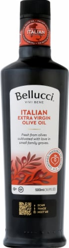 Bellucci 100% Italian Extra Virgin Olive Oil Perspective: front
