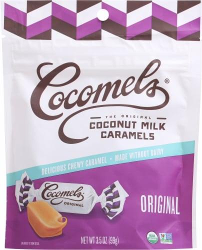 Cocomels Original Coconut Milk Caramels Perspective: front