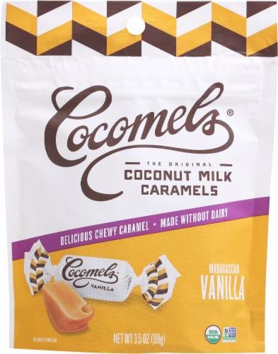 Cocomels  Vanilla Coconut Milk Caramels Perspective: front