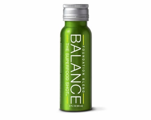 Balance The SuperFood Shot Foundation Blend Perspective: front