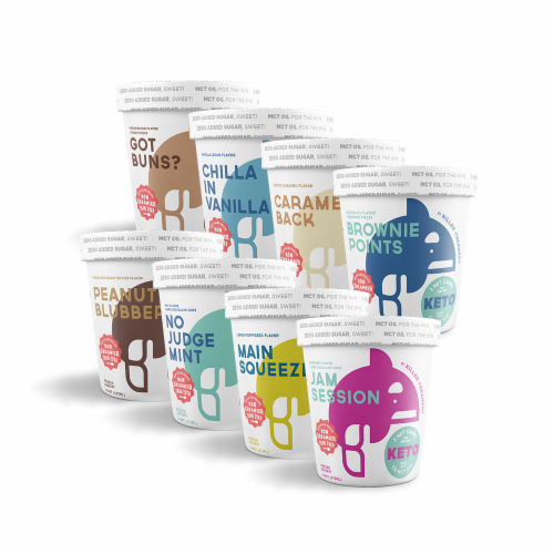 Killer Creamery Keto Ice Cream Crave Pack Perspective: front