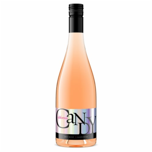 Jam Cellars Wine California Candy Rose Perspective: front