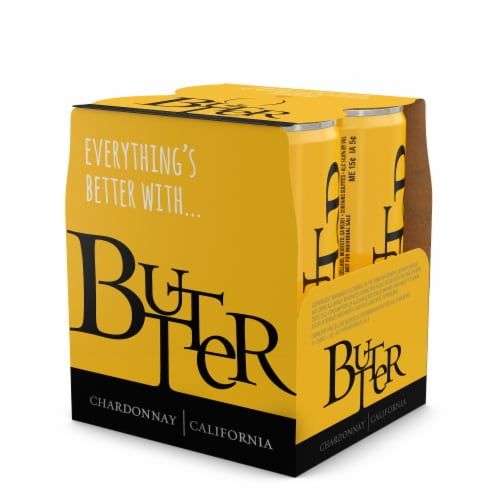 Jam Cellars Wine Butter Chardonnay White Wine Perspective: front