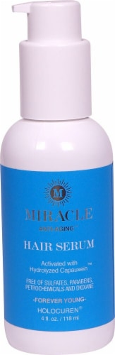 Miracle Anti-Aging Hair Serum Perspective: front