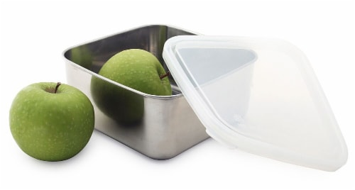 U Konserve  To-Go Container Medium Clear Perspective: front