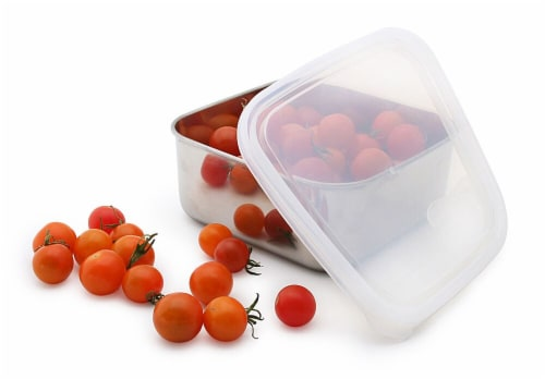 U Konserve  To-Go Container Small Clear Perspective: front
