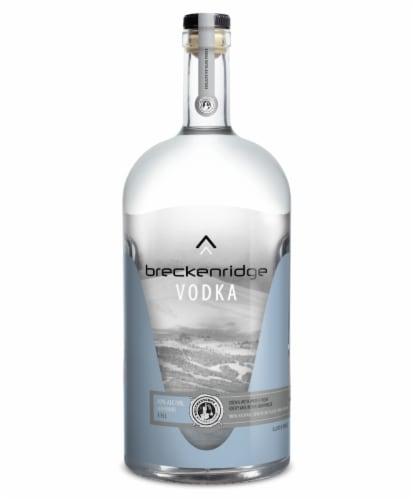 Breckenridge Distillery Vodka Perspective: front