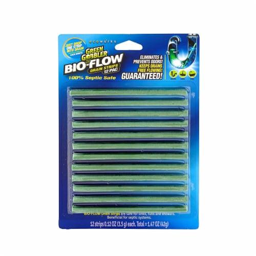 Green Gobbler Bio-Flow Drain Strips Perspective: front