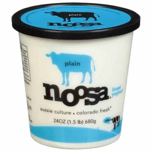 Noosa Plain Yoghurt Perspective: front