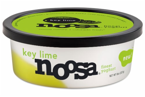 Noosa Key Lime Yoghurt Perspective: front