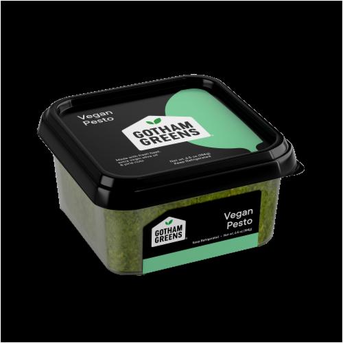Gotham Greens Vegan Pesto Perspective: front