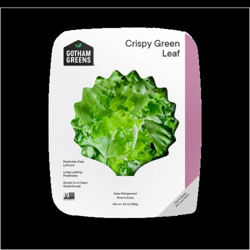 Gotham Greens Crispy Green Leaf Lettuce Perspective: front