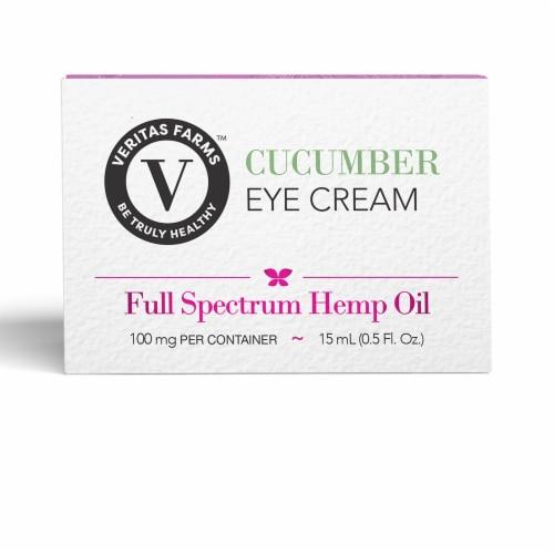 Veritas Farms™ Cucumber Eye Cream Perspective: front