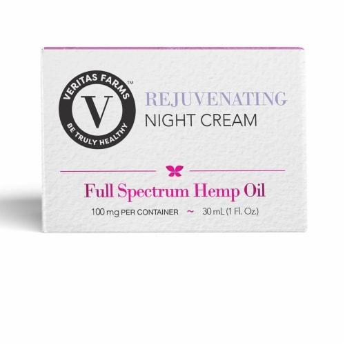 Veritas Farms™ Rejuvenation Night Cream Perspective: front