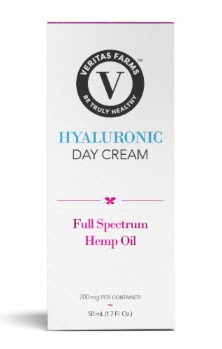 Veritas Farms™ Hyaluronic Day Cream Perspective: front
