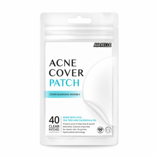 Avarelle Acne Cover Patch Perspective: front