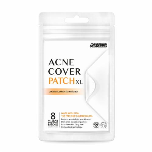 Avarelle XL Acne Cover Patch Perspective: front