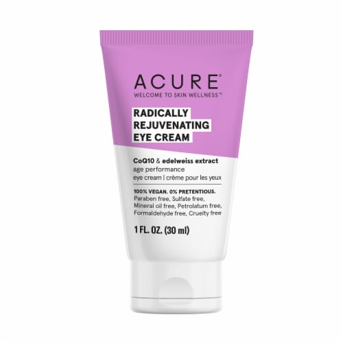 Acure Radically Rejuvenating Eye Cream Perspective: front