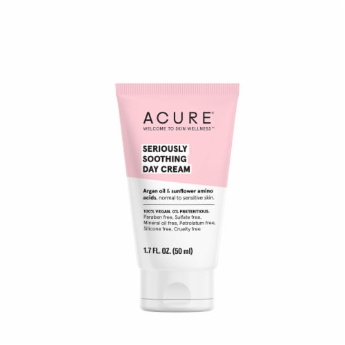 Acure Seriously Soothing Day Cream Perspective: front