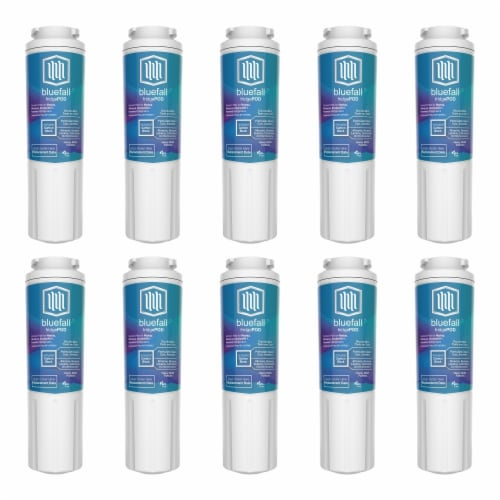 Maytag UKF8001 10PK Refrigerator Water Filter Compatible by BlueFall Perspective: front