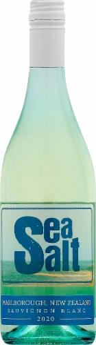 Sea Salt Sauvignon Blanc Sparkling Wine Perspective: front