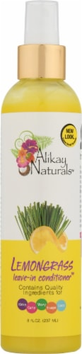Alikay Naturals™ Lemongrass Leave In Conditioner Perspective: front