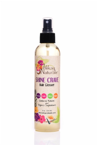 Shine Crave Hair Glosser 8 oz Perspective: front